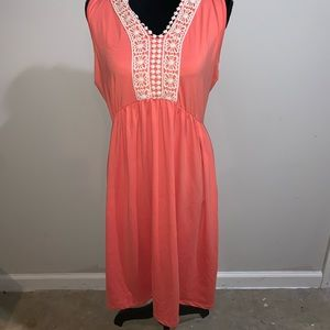 FLAMINGO dress size XL